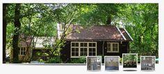 Friesland- Sfeervol Scandinavisch vakantiehuis in de bossen, max 8 personen.