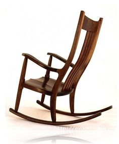 Amazing Wood Rocking Chair home furniture for Home Decoration Idea from Wood Rocking Chair Design Ideas. Find ideas about and Modern Outdoor Rocking Chairs, Outdoor Rocking Chair Cushions, White Rocking Chairs, Adirondack Rocking Chair, Rocking Chair Porch, Wooden Rocking Chairs, Diy Chair, Wooden Sofa, Plans Rocking Chair