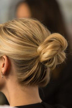 Reese Witherspoon (hair detail) arrives at the March Of Dimes' Celebration Of Babies