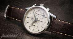 LONGINES  Heritage Column Wheel Chronograph  / Ref.L2.749.4.72.2 #luxurywatch #Longines-swiss Longines Swiss Watchmakers watches #horlogerie @calibrelondon