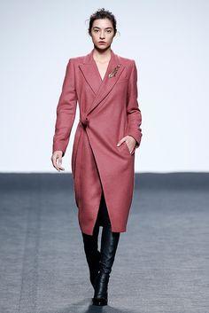Angel Schlesser 2017-2018 Fall/Winter Mercedes-Benz Fashion Week Madrid