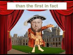I Am King Henry  (The Six Wives of Henry the 8th with LYRICS)
