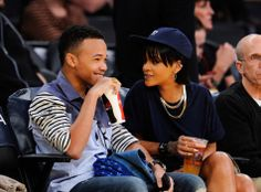 Rihanna and Her Brother Storms Lakers Game: See Photos. | PokoVibes