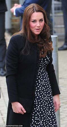 Catherine, Duchess of Cambridge arrives for her visit at the Brookhill Children's Centre in Woolwich to find out about the work of Home Start on March 18, 2015 in London, England.