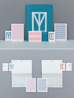 identity for TextielMuseum and TextielLab by Raw Color