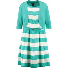 Jessica Howard Striped Occasion Dress