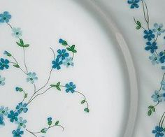 La Vaisselle des grands repas  de mon enfance ! Le service de mariage des parents LOL