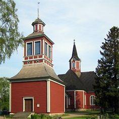 Oulaisten kirkko