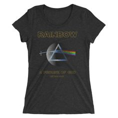 Rainbow is A Promise of God short sleeve