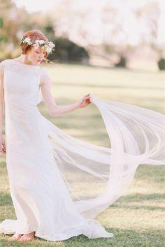 Zwiewne suknie ślubne / Airy wedding dress 2014, 2015