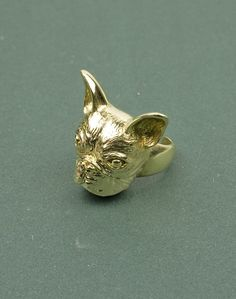 #jewelry #dogjewelry #frenchbulldog Is That a Pug on Your Finger? Mödernaked's Dog Jewelry is Spot On