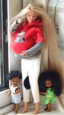 The 20 Most Trashy & Unconventional Barbies EVER