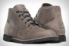Known for their quality craftsmanship since 1932, Danner continues that tradition with their latest offering, the Forest Heights II Boot. Named after the west hills of Portland, the boot features a leather upper -- your choice of supple grey leather or sleek black leather -- and is unlined for comfort in every season. They're built on top of a Vibram 232 mini-lug outsole and Danner's ergonomic 971 last. Made in the USA and built for the long haul, the Forest Heights II is up for any…