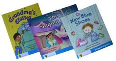 Oxford Reading Tree - Snapdragons Story Collection Level 3 [3 book collection]