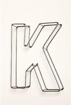 Wire frame K