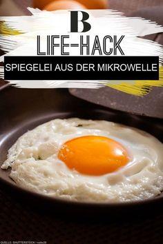 Pochierte eier ultra einfach aus der mikrowelle wenn die kocht pfe reden rezepte - Eier kochen mikrowelle ...