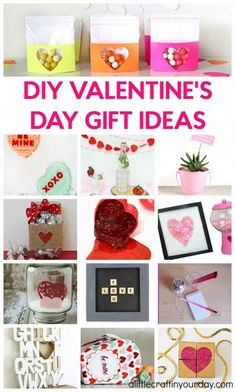 Today on the blog I have rounded up 20  of my favorite DIY  Valentine's Day Gift Ideas. You're going to be able to find a DIY Valentines  Day gift idea for everybody in your life.  #valentines  #valentinesday #valentinesdaycrafts #valentinesdayprojects  #valentinesdaygiftideas #valentinesdaygifts #valentinesdaydiy #diyvalentinesday  #diyvalentinescrafts #diyvalentinesdecor #diyvalentinesdaydecor  #valentinesdaygifts