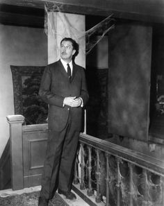 House on Haunted Hill (1959) Vincent Price as Frederick Loren.