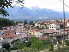 My heritage - Colderu, Italy.