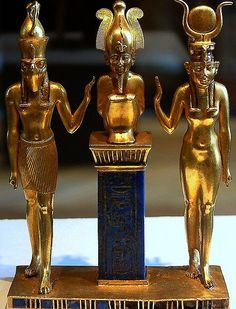 Egyptian Louvre Pendant