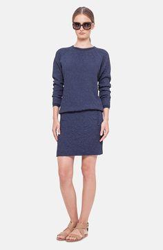 Akris punto Sweatshirt & Miniskirt  available at #Nordstrom