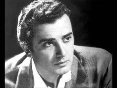 """Franco Corelli """"Un di all`azzurro spazio"""" Andrea Chenier"""