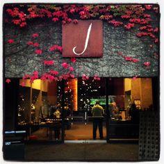 J Vineyards & Winery Tasting Room:  Sparkling Wine and Pinot Noir Heaven!  http://www.jwine.com/VisitUs/Tasting/