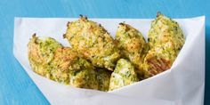 Broccoli Cheese Nuggets – Total lecker & Low Carb