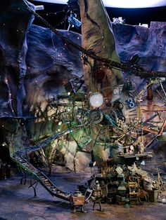 Go Behind the (Crazy-Complex) Scenes of The Boxtrolls | WIRED