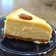Homemade By Holman: Caramel Praline Cheesecake
