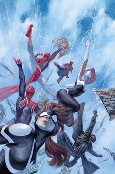 Marvel Comics November 2015 Covers and Solicitations - Comic Vine