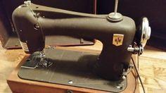 Antique Montgomery Ward Sewing Machine by RobsVintageTreasures, $100.76