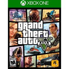 Get ready for your biggest race yet in Grand Theft Auto V Pre-Owned (Xbox One). This game is compatible with Xbox One consoles. This game is suitable for everyone 17 and older. Grand Theft Auto V Pre-Owned Xbox One Gta 5 Xbox, Gta V Ps4, Gta Pc, Xbox Pc, Buy Xbox, Buy Ps4, Gta 5 Pc Game, Gta 5 Games, Xbox 360 Games