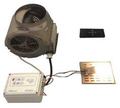 testing of the speed regulator AER200