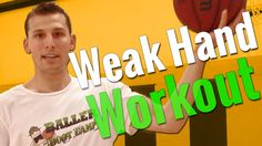 These basketball drills are all a great way to get a quick workout in for your weak hand.