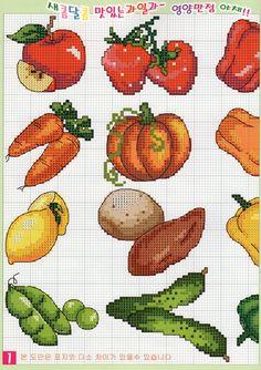 Coloratissimi ortaggi e verdure!!!