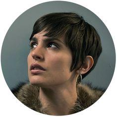 #VeronicaEchegui as #ElenaLedesma #Fortitude #PivotTV #Cast / #Character #Printable #Sticker