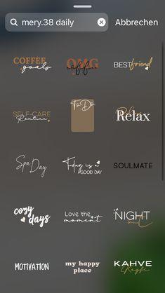 Instagram Blog, Frases Instagram, Instagram Words, Instagram Emoji, Instagram Editing Apps, Creative Instagram Stories, Instagram And Snapchat, Instagram Story Ideas, Instagram Story Filters