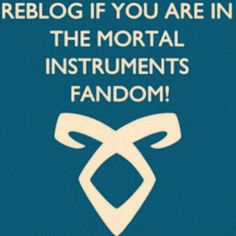 The Mortal Instruments!!!