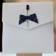 Steps To Planning A Wedding Inexpensive Wedding Invitations, Wedding Invitations Online, Winter Wedding Invitations, Save The Date Invitations, Tartan Wedding, Wedding Bows, Purple Wedding, Wedding Stuff, Wedding Ideas