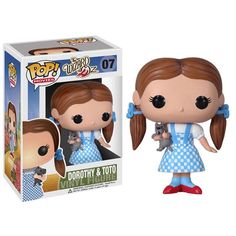 Funko POP Vinyl Figure Movie Wizard Of Oz - Dorothy