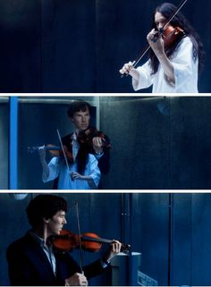 Loved this scene. <<-- Me too *sniff* Al she ever wanted was Sherlock to play with her.. and no he is *crying*