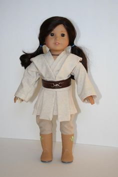 Star Wars-Inspired Doll Tunic   AllFreeSewing.com