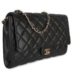 Timeless Clutch with Chain. $2600 USD. It's between this or the WOC for me.