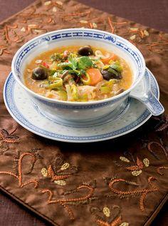 Setsuanilainen keitto | K-Ruoka #aasia