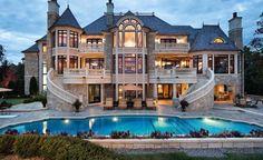 Luxury Estate. Follow @luxurylifestyleafrica @carsoundsz for daily luxury photos .  #luxurycars #luxuryhouse #badass #house #luxury #millionaire #like4follower #estate #realtor #agent #boss #miami #rich #billionairestoys #design #inspiration #sweet #realestate #f4f #like4like #life #realestatelife #dream #real #only #photooftheday #onlyforluxury #toys #business #motivation by theluxurychannel_