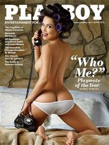 Magazine covers playboy nude here casual