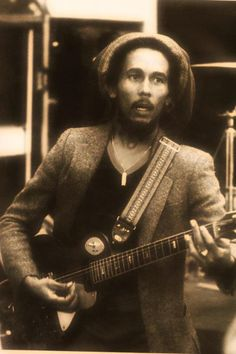 Bob Marley.....