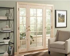 Replace sliding door (one day) ) atrium door with venting (screened) & Atrium Door and Transom | Home Style | Pinterest | Doors Kitchen ... pezcame.com