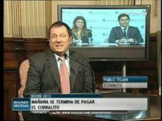 Pablo Tigani: Que tire la primera piedra